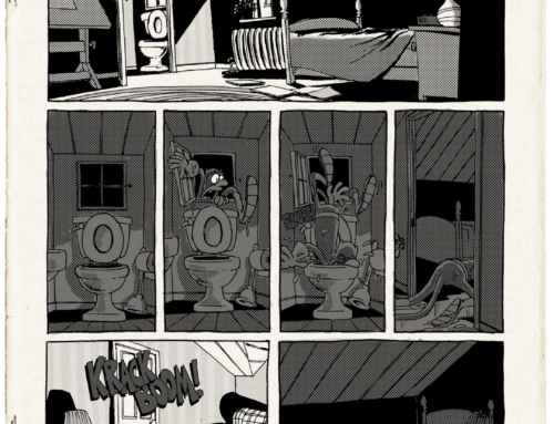 The Possum – Issue 01, Page 25