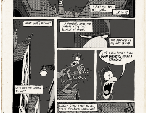 The Possum – Issue 01, Page 30