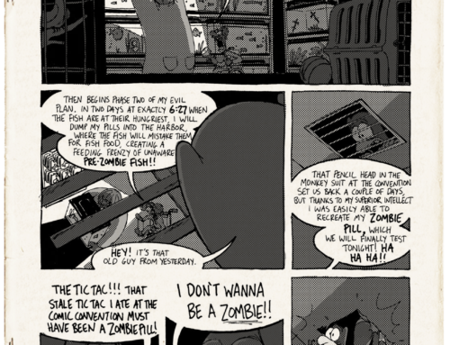 The Possum – Issue 01, Page 33