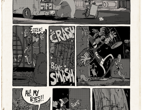 The Possum – Issue 01, Page 35