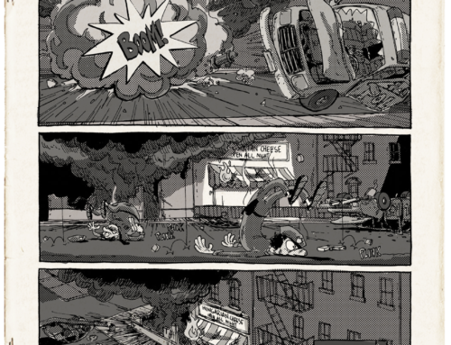 The Possum – Issue 01, Page 39