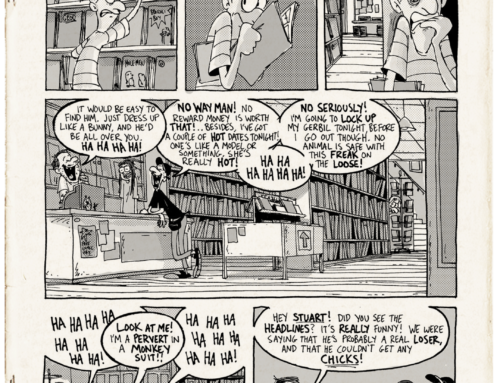 The Possum – Issue 01, Page 42