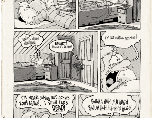 The Possum – Issue 01, Page 45