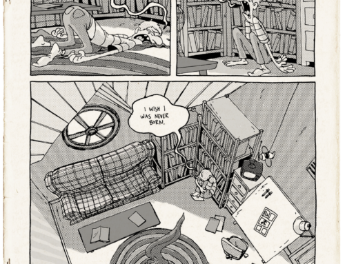 The Possum – Issue 01, Page 47