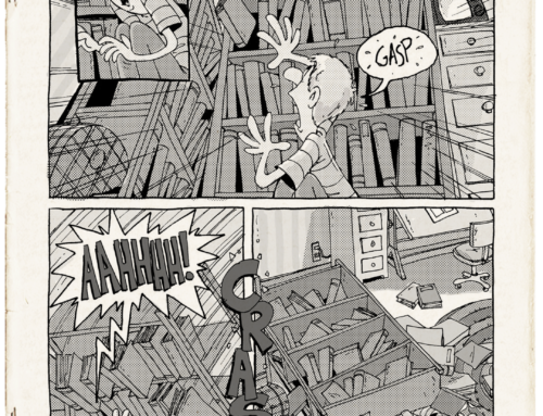 The Possum – Issue 01, Page 48