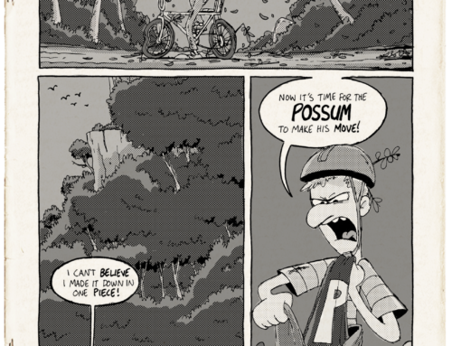 The Possum – Issue 01, Page 55