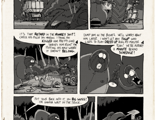 The Possum – Issue 01, page 58