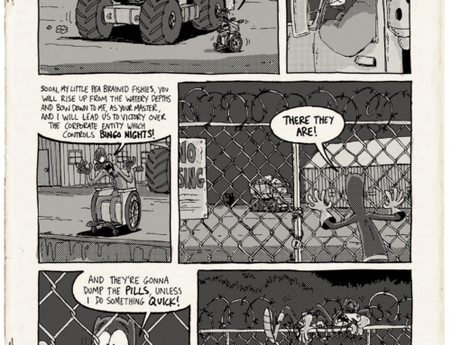 The Possum – Issue 01, page 60