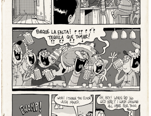 The Possum – Issue 03, page 13