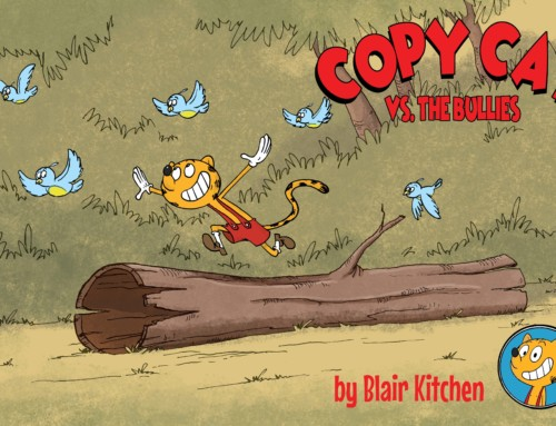 Copy Cat is now available on InDemand!